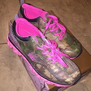 Camo Real Tree Girl Shoes